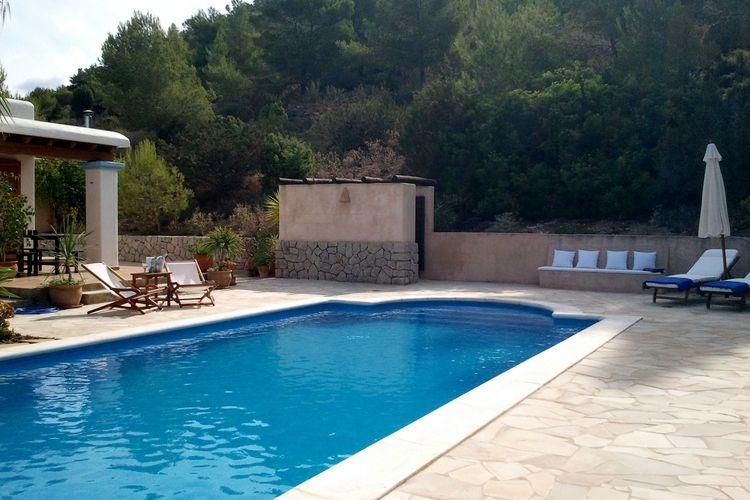Villa Spanje, Ibiza, San José / Cala Tarida Villa ES-07829-01