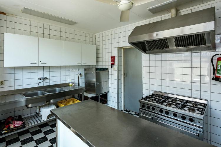 vakantiehuis Nederland, Friesland, Scherpenzeel vakantiehuis NL-8483-01