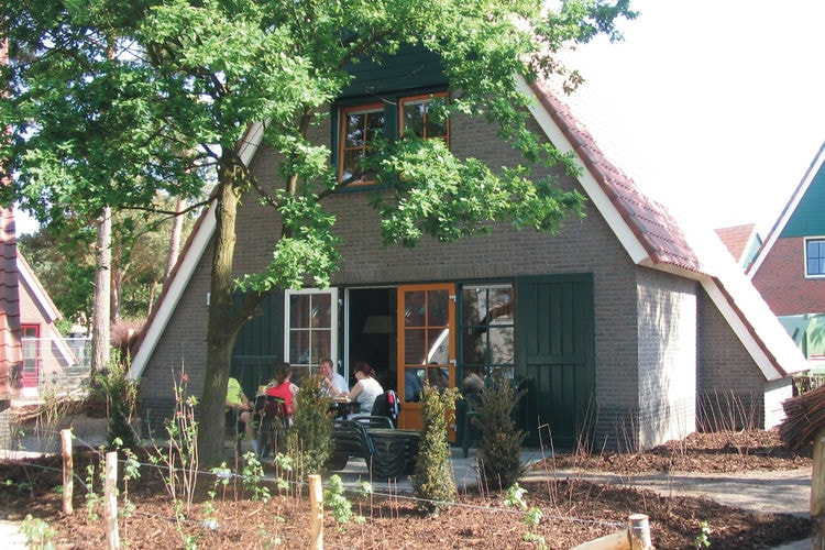 Appartement met zwembad met wifi  Oosterhout  Vrijstaande bungalow op park midden op de Vrachelse heide