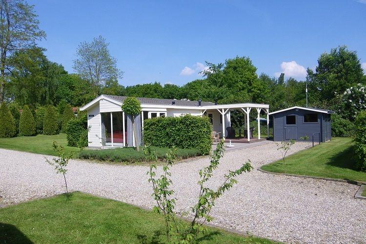Utrecht Chalets te huur Vrijstaande, comfortabele accommodatie, op centraal gelegen park in natuur- en bosrijk gebied