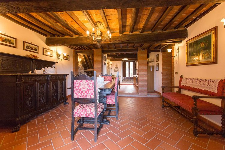 Vakantiewoning Italië, Toscana, Canneto di Monteverdi vakantiewoning IT-56040-40