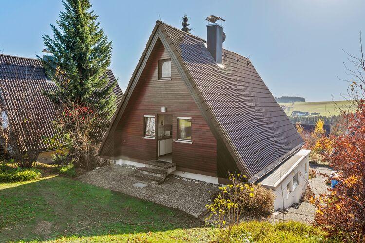 Vakantiehuizen Duitsland | Baden-Wurttemberg | Vakantiehuis te huur in Herrischried   met wifi 6 personen