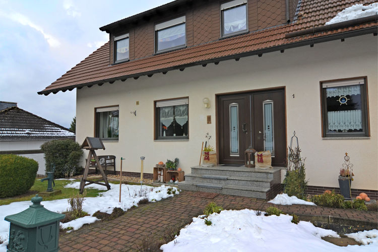 Vakantiehuizen Duitsland | Sauerland | Appartement te huur in Diemelsee-Heringhausen   met wifi 3 personen