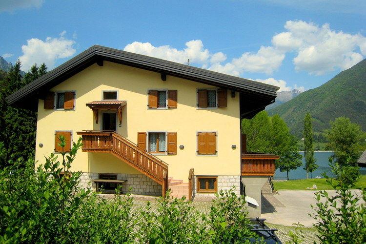Vakantiehuizen Italie | Italiaanse-Meren | Vakantiehuis te huur in Ledro   met wifi 6 personen