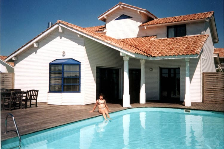 Villa met zwembad met wifi  Cote AtlantiqueVillas Club Royal Aquitaine 3