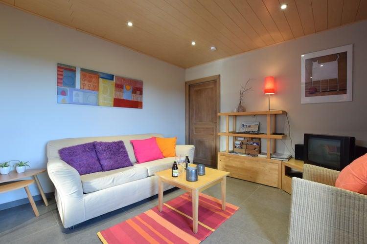 Vakantiehuizen Belgie | Luxemburg | Vakantiehuis te huur in Bastogne-Luzery   met wifi 2 personen