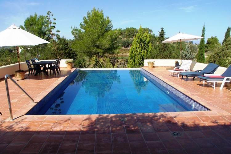 Vakantiehuizen Ibiza te huur San-Miguel- ES-07815-01 met zwembad  met wifi te huur