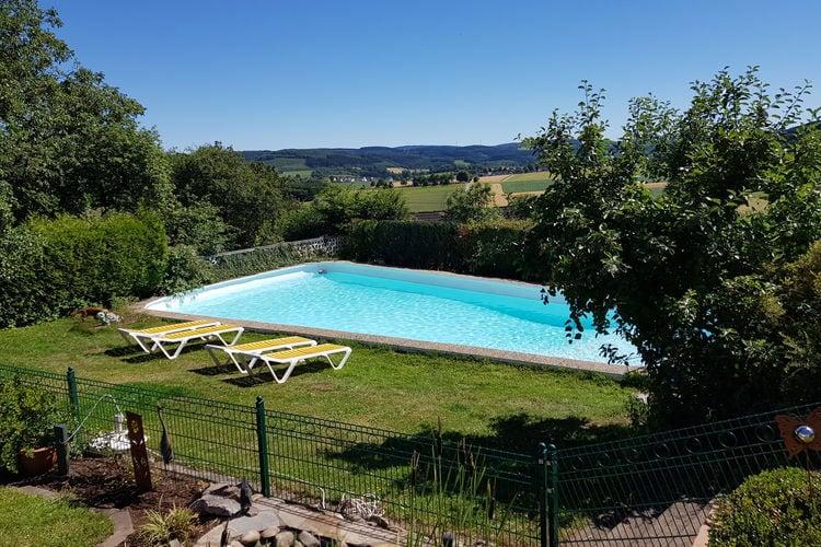 Vakantiehuizen Duitsland | Sauerland | Appartement te huur in Attendorn-Silbecke met zwembad  met wifi 2 personen