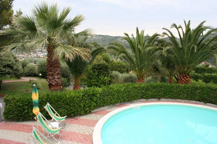 Ferienhaus Residence Villaggio Colombo 4 (256520), Bossaneto, Savona, Ligurien, Italien, Bild 10