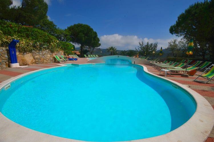 Ferienhaus Residence Villaggio Colombo 4 (256520), Bossaneto, Savona, Ligurien, Italien, Bild 12