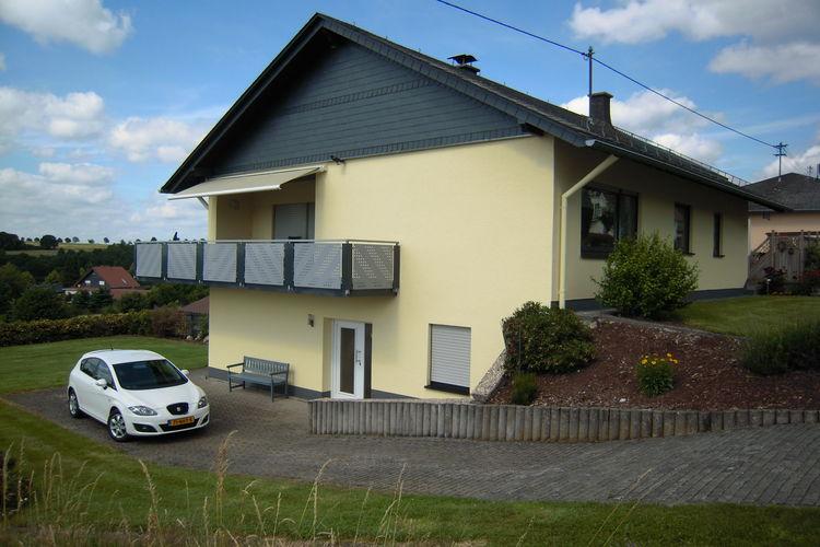 Appartement Duitsland, Hunsruck, Morbach-Morscheid Appartement DE-54497-05