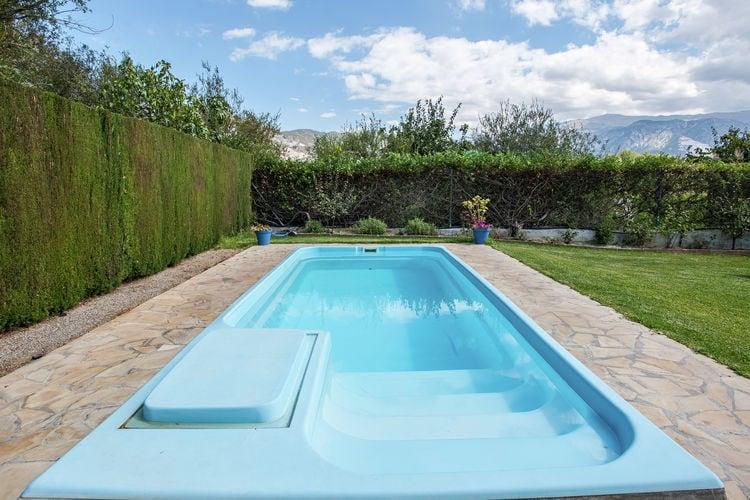 Spanje | Andalucia | Vakantiehuis te huur in El-Padul met zwembad  met wifi 4 personen