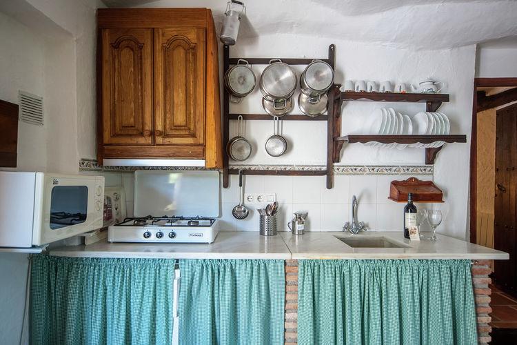vakantiehuis Spanje, Andalucia, El Padul vakantiehuis ES-18400-06