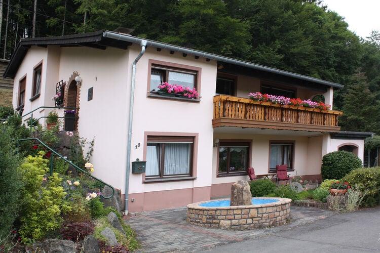 Duitsland | Eifel | Appartement te huur in Gerolstein   met wifi 2 personen