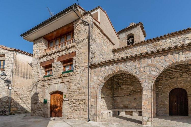 vakantiehuis Spanje, Catalunia, Argencola - Clariana vakantiehuis ES-08717-01