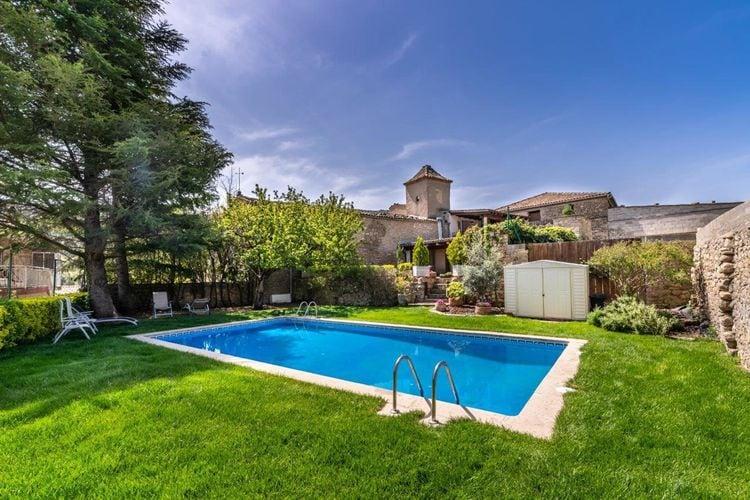 Vakantiehuizen Catalunia te huur Argencola---Clariana- ES-08717-01 met zwembad nabij Strand met wifi te huur