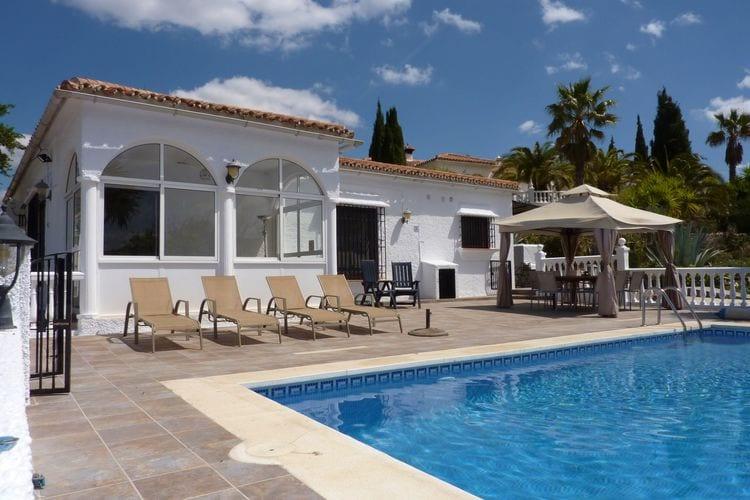 Vakantiewoning met privézwembad, rustige ligging in het binnenland en met WiFi