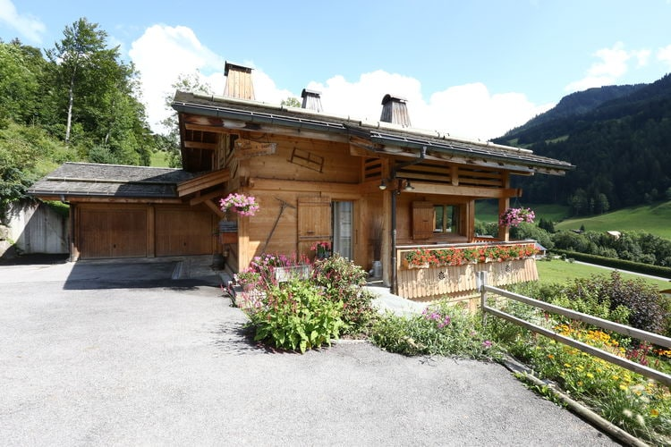 Chalet  met wifi  Le-Grand-BornandSabaudia - Lachat