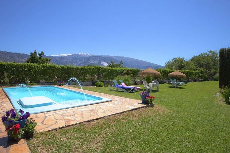 vakantiehuis Spanje, Andalucia, El Padul vakantiehuis ES-18400-05