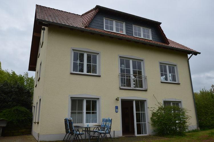 Appartement Duitsland, Eifel, Gransdorf Appartement DE-54533-20