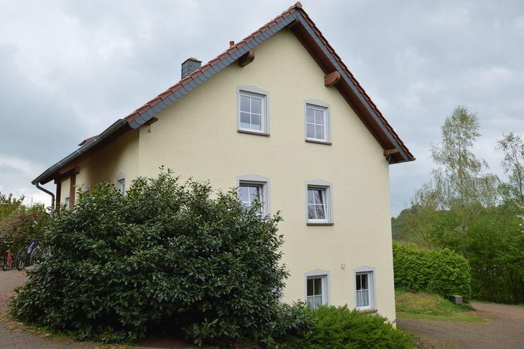 Vakantiehuizen Duitsland | Eifel | Appartement te huur in Gransdorf    4 personen
