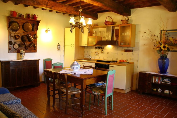vakantiehuis Italië, Toscana, Vinci vakantiehuis IT-50059-02