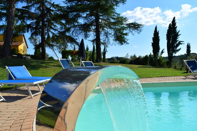 Vakantiehuizen Italie | Toscana | Vakantiehuis te huur in Vinci met zwembad  met wifi 4 personen