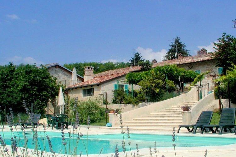 Holiday apartment Glicine (177998), Camino, Alessandria, Piedmont, Italy, picture 1