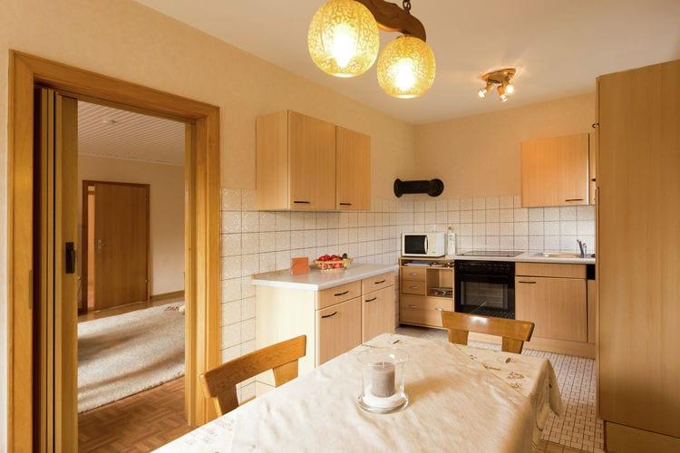 Appartement Duitsland, Sauerland, Hallenberg-Hesborn Appartement DE-59969-08