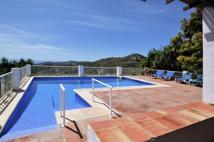 vakantiehuis Spanje, Costa del Sol, Frigiliana vakantiehuis ES-29788-01
