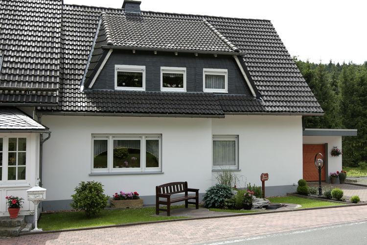 Vakantiewoning Duitsland, Sauerland, Medebach-Küstelberg Appartement DE-59964-25