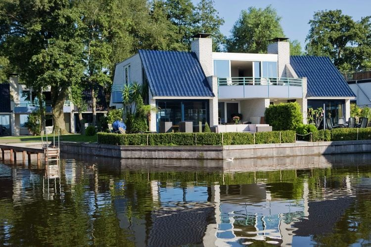 Appartement  met wifi  Noord-HollandBungalowpark Rien van den Broeke Village 4