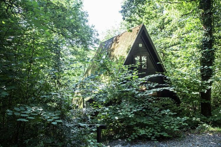 Belgie | Luxemburg | Chalet te huur in Petithan met zwembad  met wifi 5 personen
