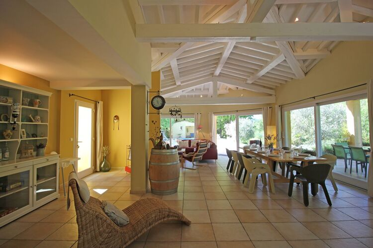 Villa Frankrijk, Provence-alpes cote d azur, Bargemon Villa FR-83830-02