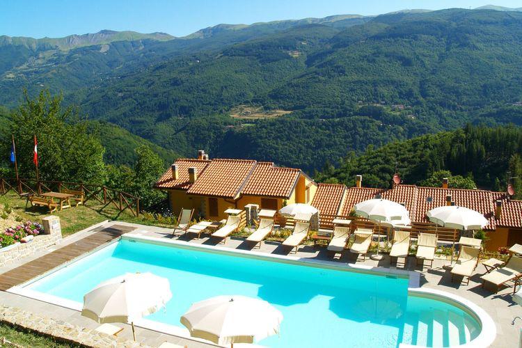 Vakantiewoning Italië, Toscana, Cutigliano Appartement IT-51024-23