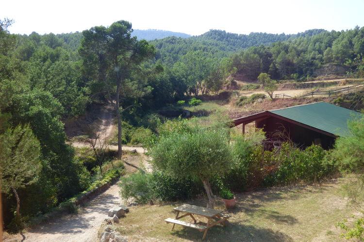 vakantiehuis Spanje, Catalunia, Sant Salvador de Guardiola vakantiehuis ES-08253-03