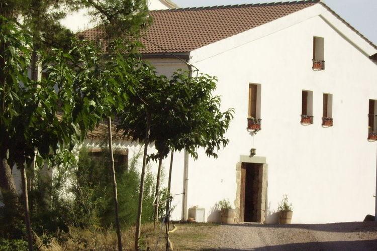 Vakantiehuis met zwembad met wifi aan zee Sant Salvador de Guardiola  Mas Set Rengs 3