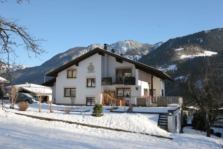 Vakantiehuizen Oostenrijk | Vorarlberg | Appartement te huur in Vandans    4 personen