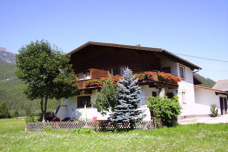 Alpengluhn Langenfeld Tyrol Austria