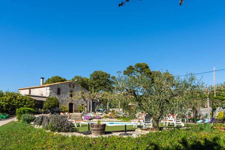 vakantiehuis Spanje, Costa de Barcelona, Castellví de la Marca vakantiehuis ES-08732-02