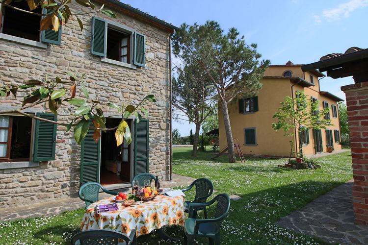 Boerderij Italië, Toscana, Cortona Boerderij IT-52042-06