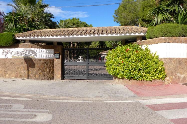Vakantiehuis spanje, Valencia, Eliana Vakantiehuis ES-46183-01