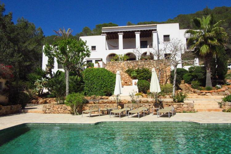 vakantiehuis Spanje, Ibiza, San Carlos vakantiehuis ES-07850-01