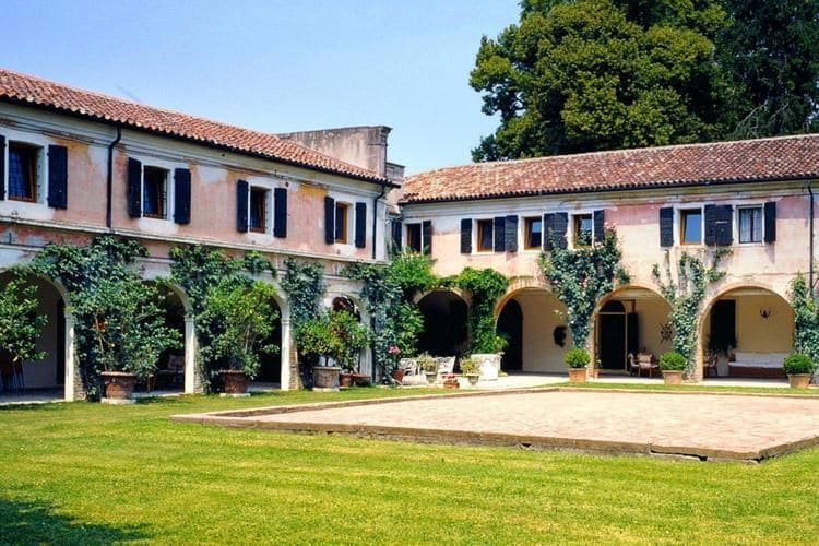 Vakantiehuis  met wifi  Sambruson di Dolo  Corte Granaretto