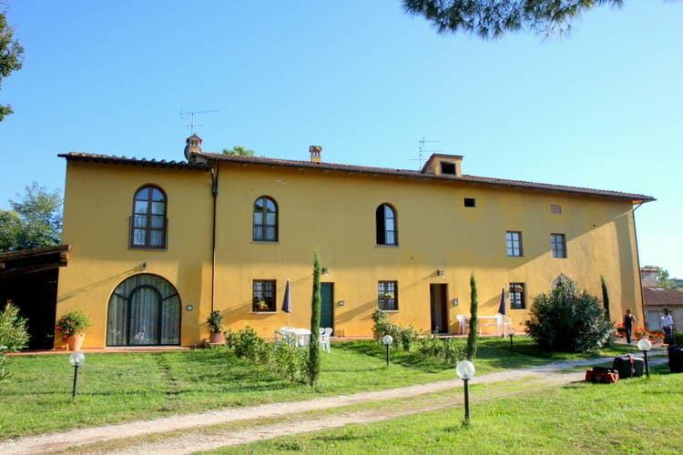 Vakantiehuizen Italie | Toscana | Boerderij te huur in Vinci met zwembad  met wifi 6 personen
