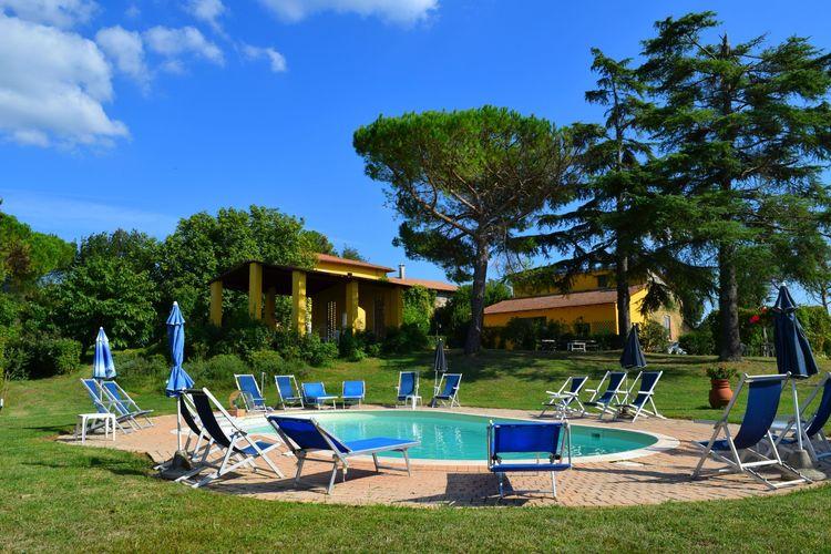 Vakantiehuizen Italie | Toscana | Boerderij te huur in Vinci met zwembad  met wifi 4 personen