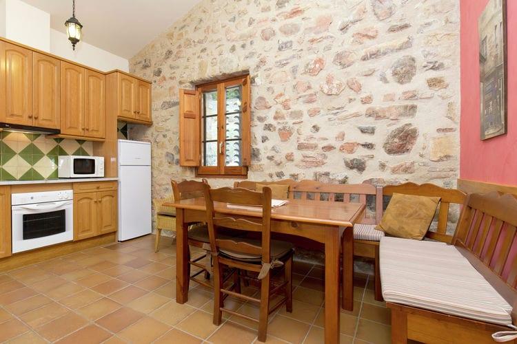 vakantiehuis Spanje, Costa Brava, Albanyà vakantiehuis ES-17733-01