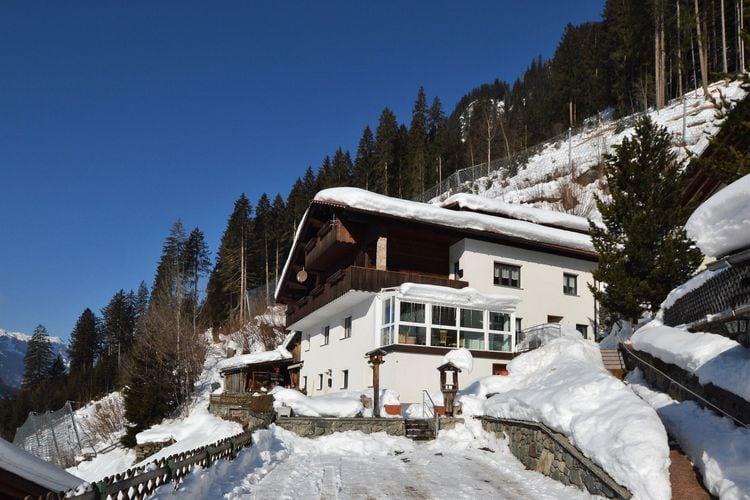 Vakantiehuizen Oostenrijk | Vorarlberg | Vakantiehuis te huur in Gaschurn   met wifi 8 personen