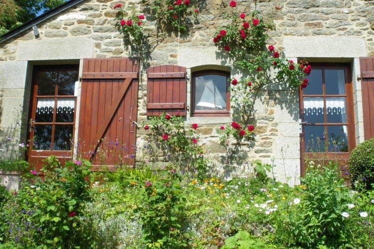 Bretagne Vakantiewoningen te huur Studio in een authentieke boerderij, op 20 km van de kust
