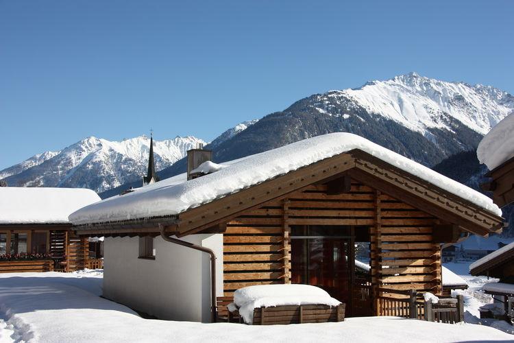 Vakantiehuizen Oostenrijk | Tirol | Chalet te huur in Wald-Konigsleiten met zwembad  met wifi 10 personen